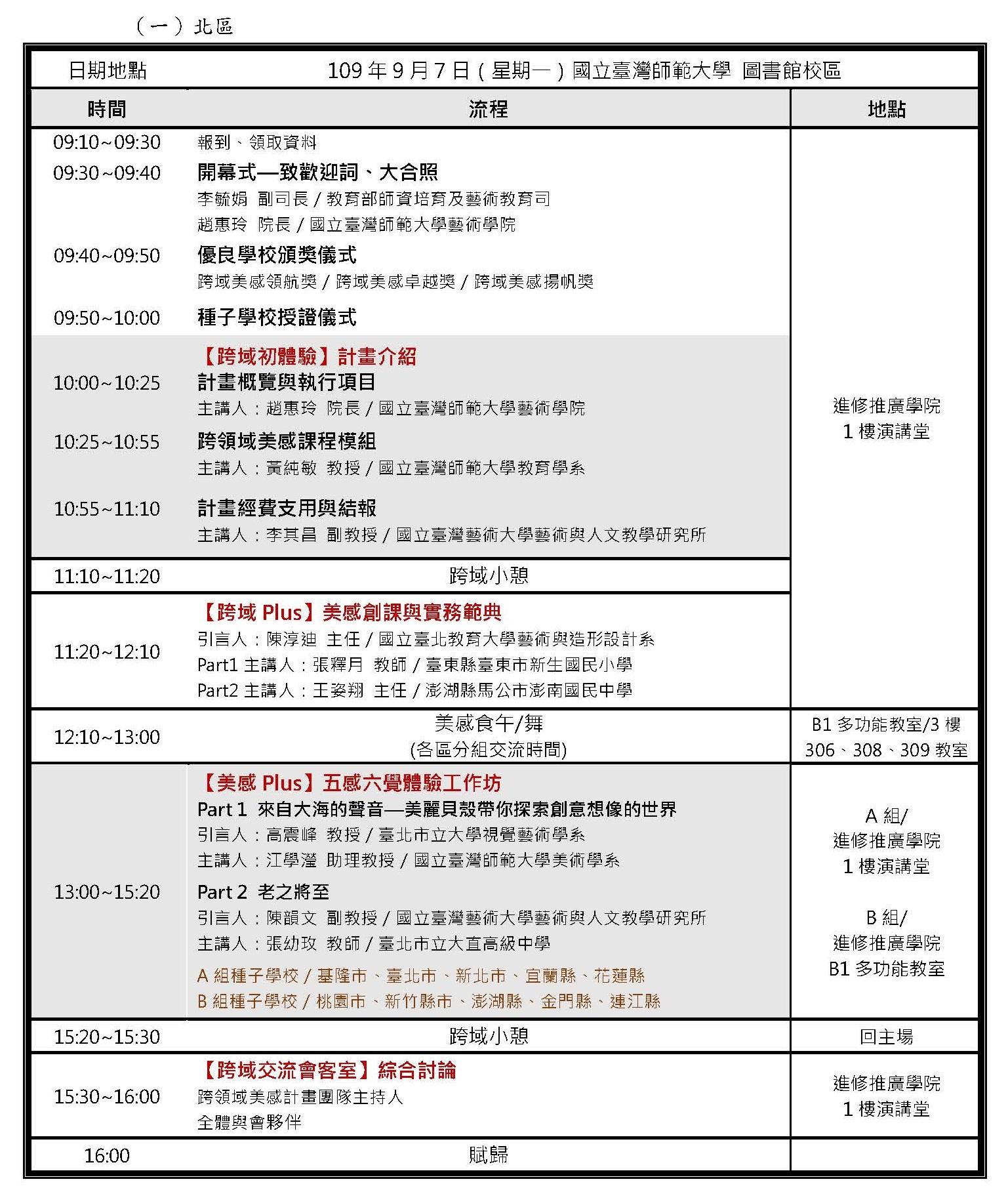 誓師大會暨增能研習實施計畫核定 頁面 04