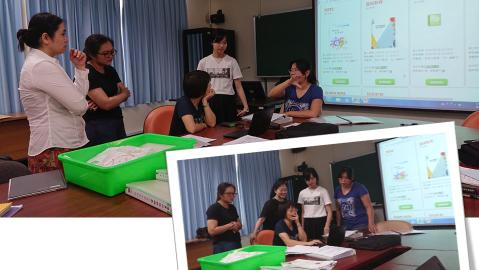圖一 跨領域課程開發與電子書編輯增能研習